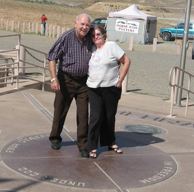 Grandpa & Grandma Woodrome