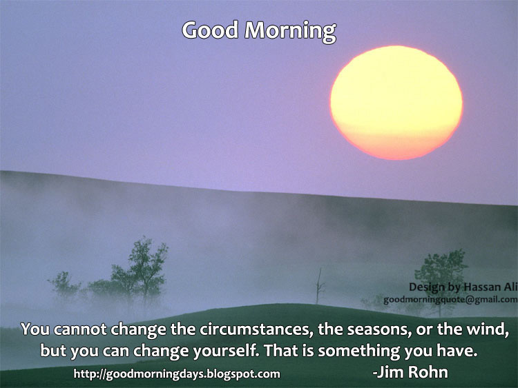 Self Improving Inspiring Quotes: Good Morning Monday. 8 ...
