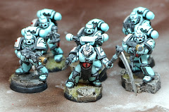 Sons of Horus Combat Medics