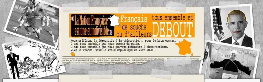 Français... et debout !