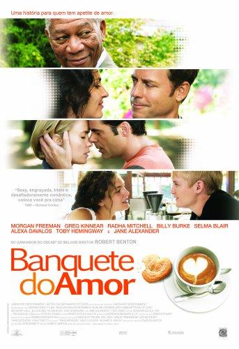 Filme Poster Banquete do Amor DVDRip XviD & RMVB Dublado
