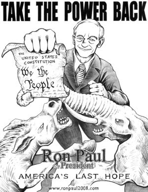 BBCW: RON PAUL?: Billy Longs Name Dropping of RON PAUL Hints at the ...