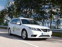 Saab 9-3 ePower Concept (2010) | Auto Zone Video