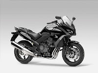 Honda CBF1000F 2010 Motorcycle Zone Video