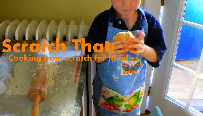 scratch that: cooking from scratch for families