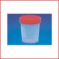 Envase de recogida de heces