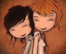 Julie and Raya