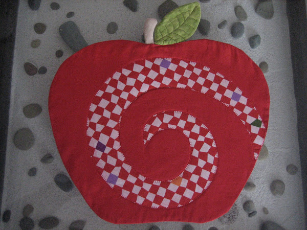 Mantel de manzana