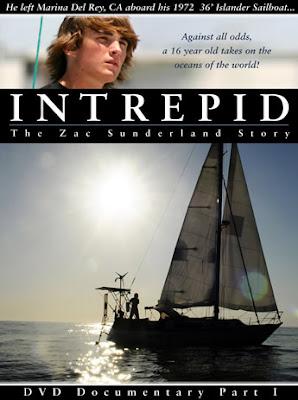 Zac Sunderland Intrepid Solo Rund the World Yachtsman