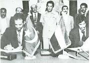 Firma del Acuerdo de paz entre la RASD y Mauritania
