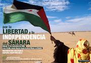 Por la libertad y la independencia del sahara