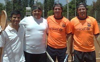 Torneo Aniversario 2010- GANAN los Bryan Brothers Mendocinos Ale y Edu Viola