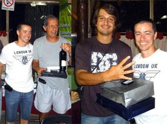 "Gustavo ""Palomo"" Guzmán y Jorge ""Viejo Forro"" Girbau"