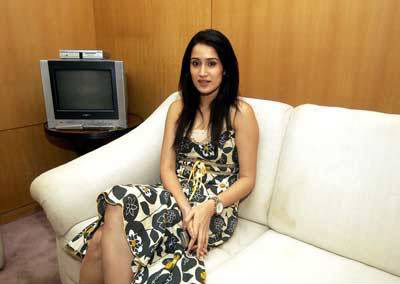 Sagarika Ghatge sitting pretty