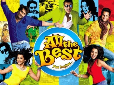 Diwali 2009: All The Best - Movie releases