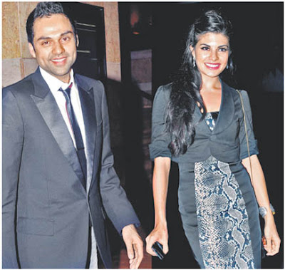Is Jacqueline Fernandez dating Abhay Deol?!