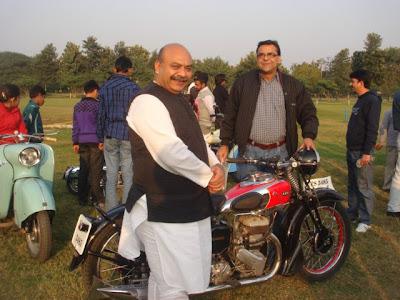 Sudhanshu Mittal Ji with Vikrant Bhandula.