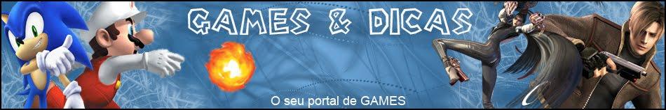 .: Games & Dicas :. - O seu portal de games!
