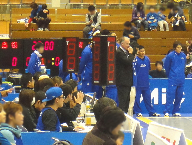 LBブログ: 2010.11.28 vs 島根ス...