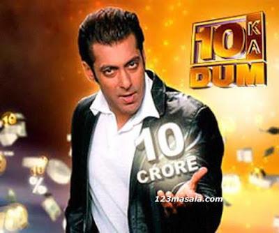 Salman Khan:10 Ka Dum