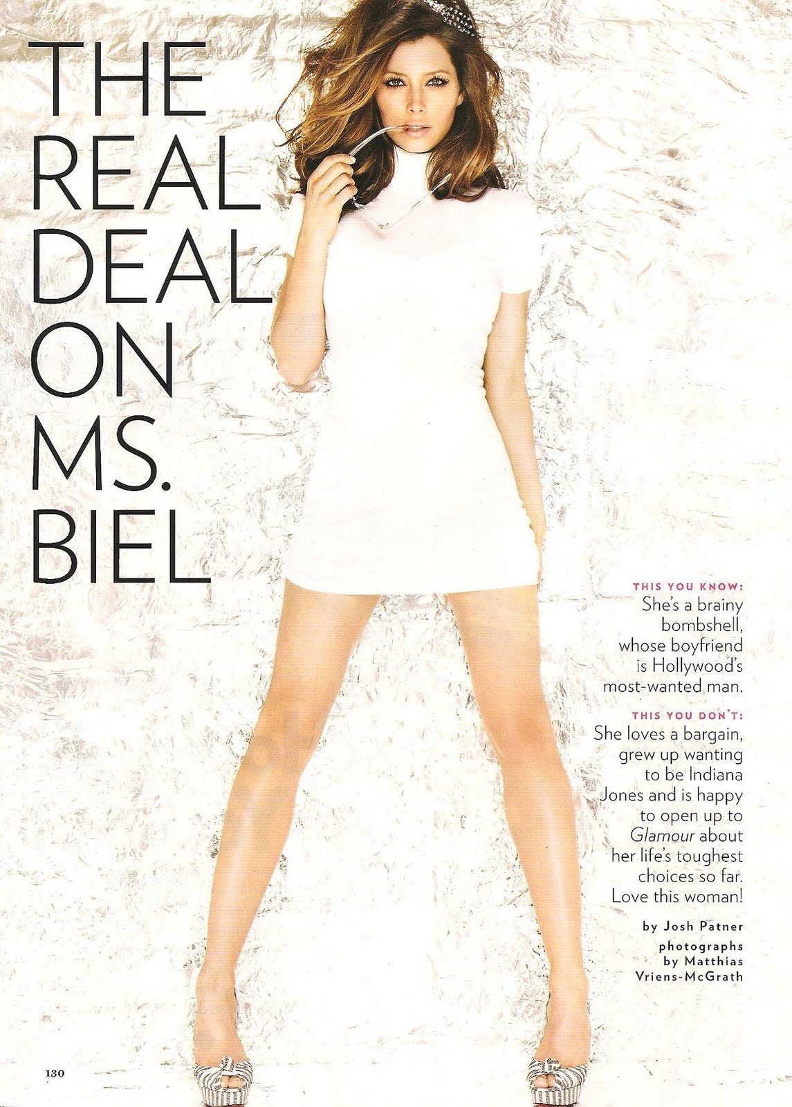jessica biel magazine