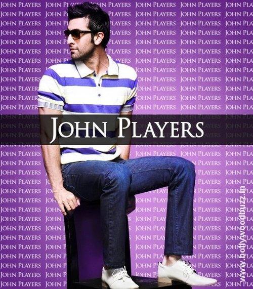 ranbir kapoor hairstyle. Ranbir Kapoor John Players