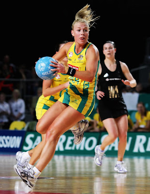 how to play netball for dummies