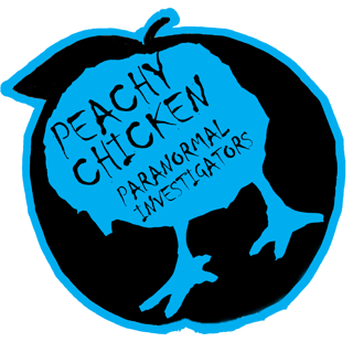 Peachy Chicken Paranormal