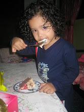 Birthday Nur Alya 2 Tahun