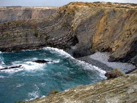 costa sudoeste de Portugal, Alentejo