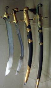 armas espadas