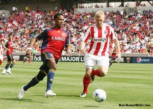 Gareth Evans Pro Soccer Player