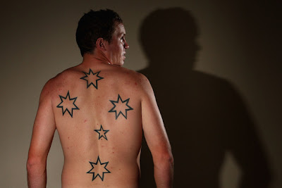 southern cross tattoo