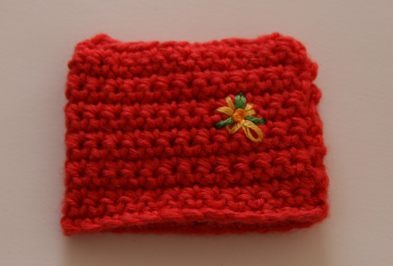 Crochet Granny Square Hat Pattern Free : SQUARE CROCHET HAT PATTERN ? Easy Crochet Patterns