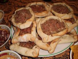 Fatay o empanadas arabes-