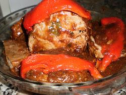 peceto/salsa agridulce