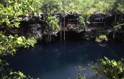 世界11大海底墳墓(十一) 水下考古學家發現的洞穴
