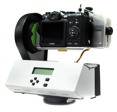 2GB照片 攝影 - 用Gigapan拍攝的2GB照片 攝影