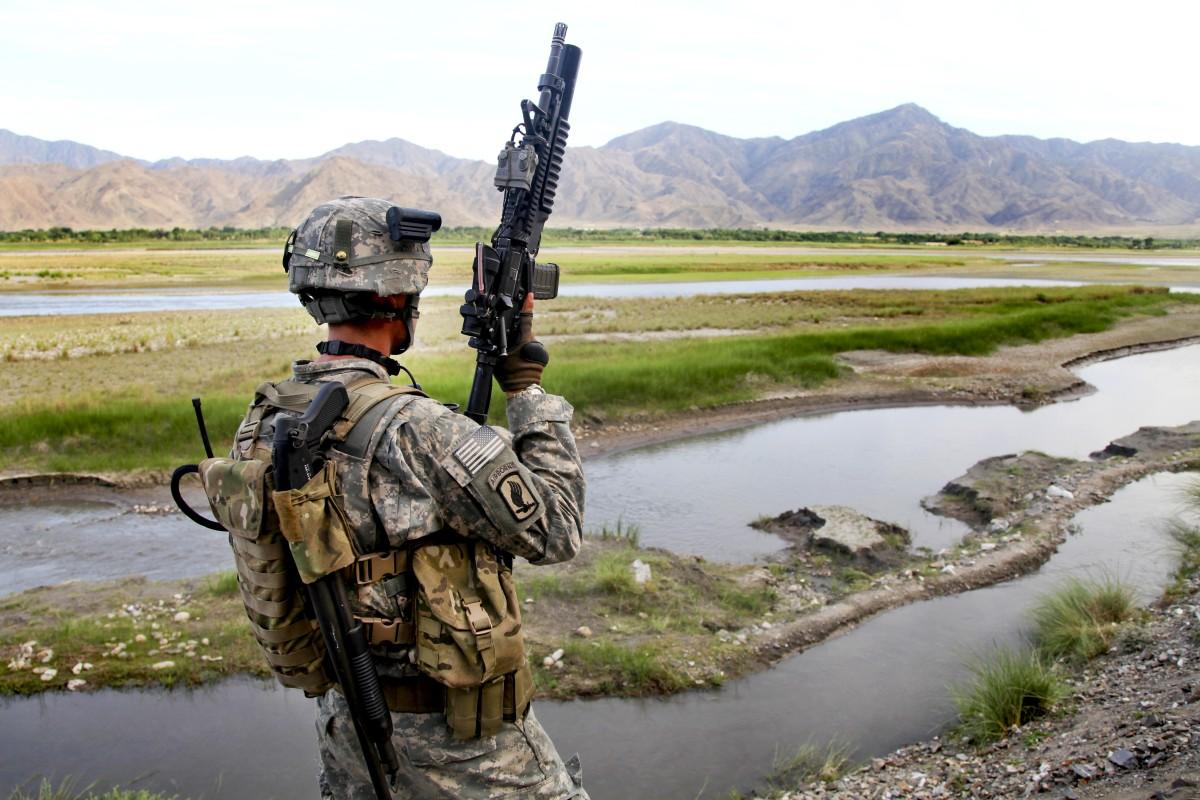 U.S. Army Airborne Art
