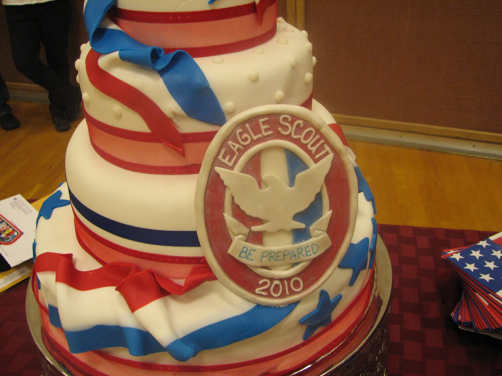 Decadent Designs: Eagle Scout Court of Honor