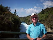 Huka Falls return visit!