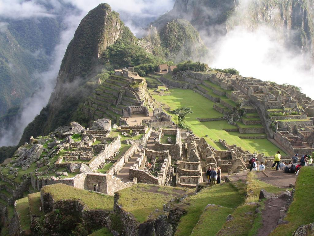 First Photos of Machu Picchu Photos Wallpapers National Geographic