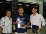 Premiação das Placas do Araucária DX Group.em Natal (RN), set.2009
