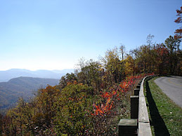 The Blueridge Parkway