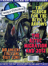 NEW 4 MAY! WORLD EXPLORER MAGAZINE VOL. 5, NUMBER 6