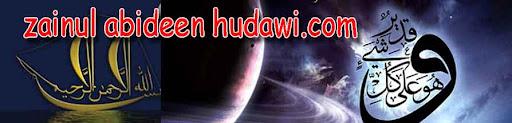 Zainul Abideen Hudawi
