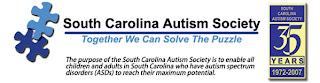 Image of SC Autism Society Logo
