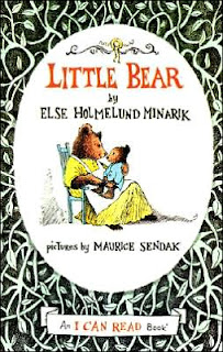 Scan of the cover of Little Bear
