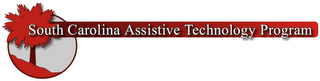 logo of the south carolina assistive technology program