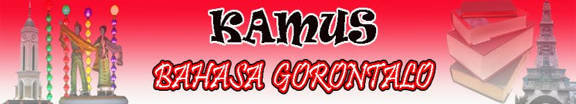 Kamus Bahasa Daerah Gorontalo